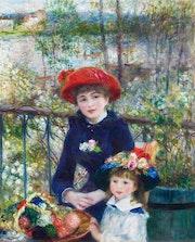 Deux soeurs. Omar Tilmatine