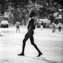 Sans titre (n°1, série «Les fous d'Abidjan»), 1990. Transafrik Art Galerie