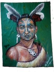 Maorí. Mariola Moraña Foncubierta
