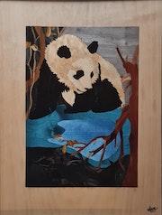 Mon ami panda.