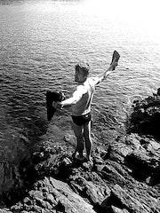 Freediver. Gvarez