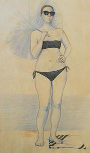 «Under the sun». Polina Merunka