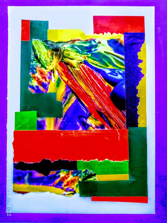 Abstracto. Marisol Usandegi Marisol Usandegi