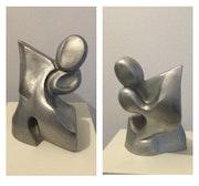 Sweet love. Art Et Terre Sculpture