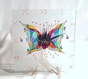 Papillon «Arc-en-ciel».