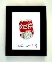 César Warhol compression. Chris Moulin