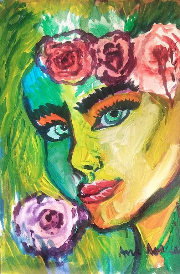 Los ojos de una Rosa. Ana Dorcu Ana Dorcu
