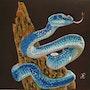 Totem Serpent. Maman Aigle