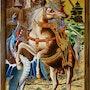 Saint Georges terrassant le dragon,. Jean-Claude Geslain