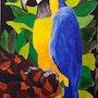 Herbert le perroquet. Lydie Frances-Ingles