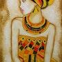 Soleil africaine. Lydie Frances-Ingles