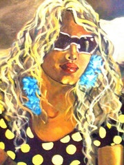 Fantasía andaluza. Maria Barbeyto