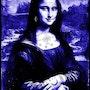 Mona Lisa / Suicide Girls / Version Blue Moon. Elio Acosa