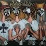Le masque du tricheur. Bertrand Lamouroux