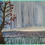 «Cortina de agua». Matteo Lecci