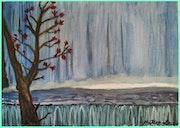 «Wasservorhang».