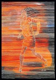 Danse de la liberté, Art en lignes. Lanto R.