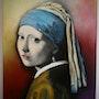 La jeune fille au turban. Jean Denis Fintrini