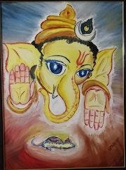 Sri Bala Ganesha. Venkat Rk