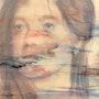 Painting-Portrait-Watercolor. Annick Richard-Keller