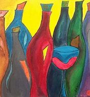 Les bouteilles ivres 2.