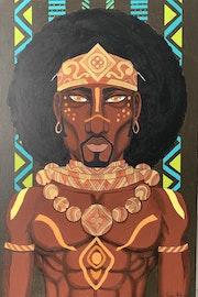 King. Trésor Ikulu