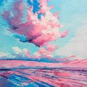 Cloudscape n°31.