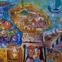 Mahdia the peninsula. Dar El Amen Galerie d'art