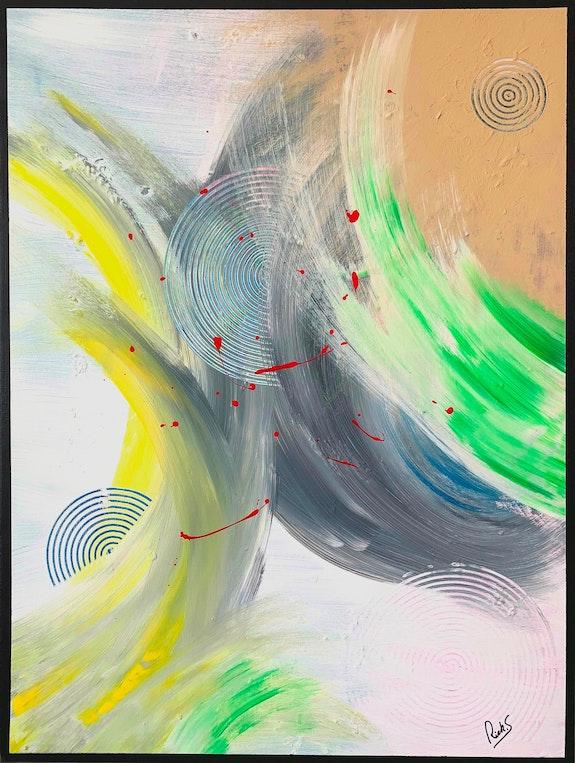 Moments volatiles. Ricksmith-Art Ricksmith-Art