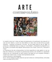 Arte Contemporáneo. Jorge Flores, Araceli Ju Paulina Perdomo Y Paulin