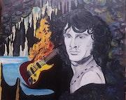 Jim Morrison. Micaela Sanchez