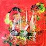 Boats. Dar El Amen Galerie d'art