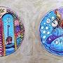 Jumelles 3. Dar El Amen Galerie d'art