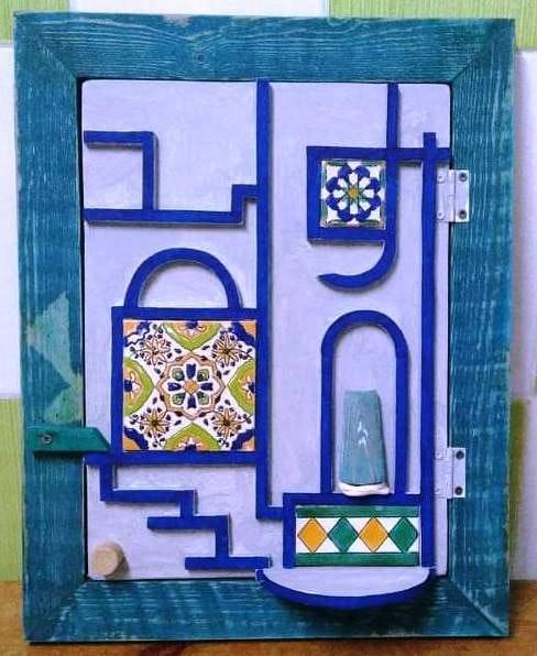 Authenticity. Snene Hamadi Dar El Amen Galerie d'art