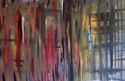 """""""The Others"""" 150x100x2cm."""