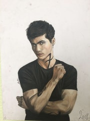 Alec Lightwood. Louise Guillevic