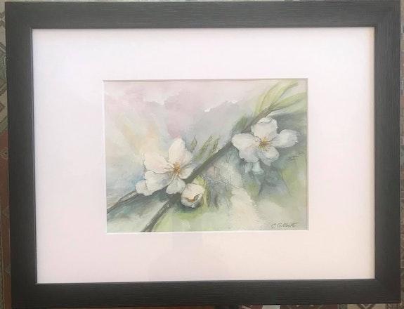 Les fleurs de mon jardin. Christiane Gilbert Christiane Gilbert