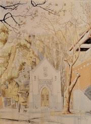 Ermita de San Luis. Buñol. Peteneras