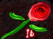 Ib red rose. Allen Walker