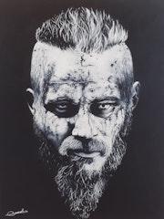 Ragnar lothbrok. Olivier Aussel