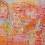 Peinture-Aquarelle «Souvenirs d'enfance». Annick Richard-Keller