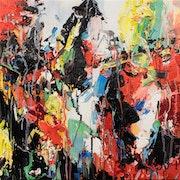 Composition III. Verno Art Studios