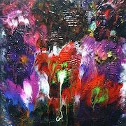 Pich'magic abstract art n°151.