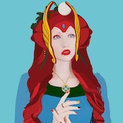 Vulnerable She-ra. Cid Carim