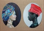 Europa und Afrika. Thomas Stenger