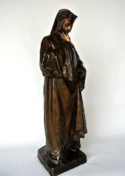 Dante Alighieri. Marc Menzoyan Antiquités