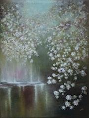 Spring blossom. Mila Moroko
