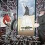 Cours d'art avec Oscar Claude Monet. Salem Bourega