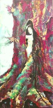 Brocéliande (l'âme des arbres). Lyne Le Grand