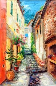 Provence. Gilbert De St Amans